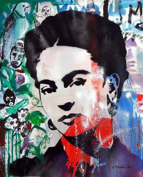 Jean-Charles TOULLEC - Sweet Frida