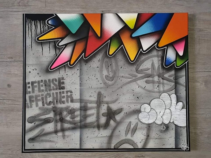 SPIK - Concrete #1