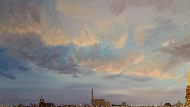 Pilson skyline