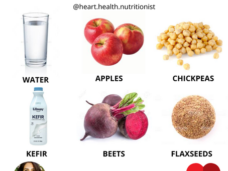 Foods that Prevent Stroke