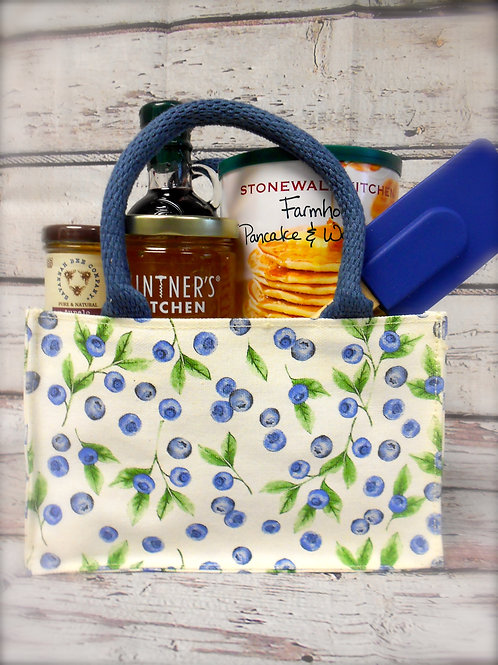 Blueberry Tote