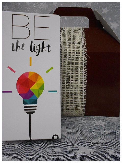 Be The Light Gift Box                  #273600-S1