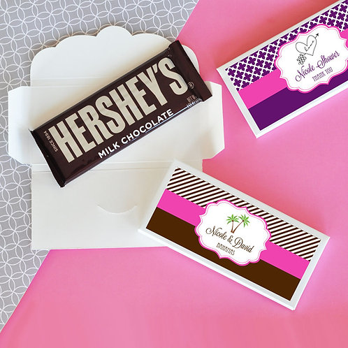 Wedding Candy Wrapper Covers