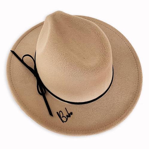 Babe Fedora Hat