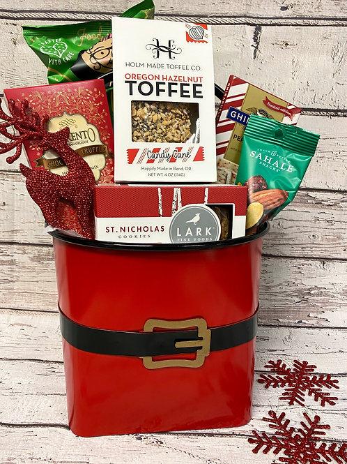 Santa's Bucket