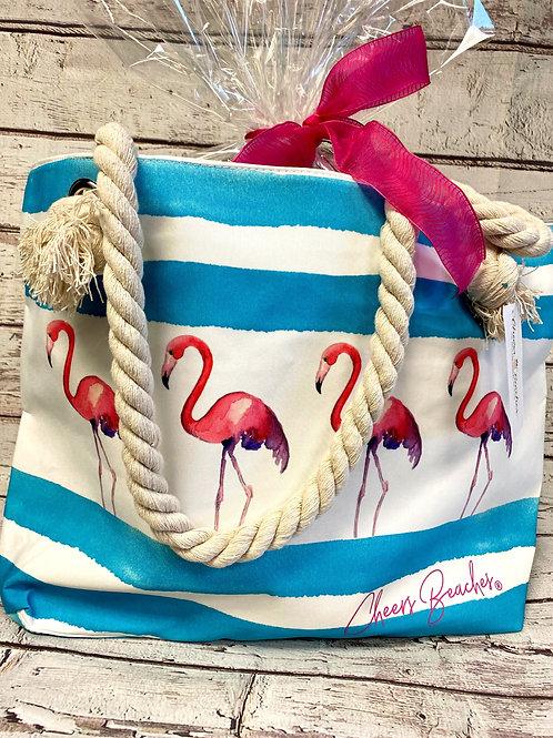 Flirty Flamingo