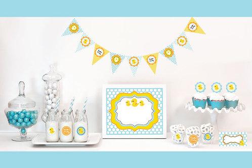 Rubber Ducky Decorations Starter Kit
