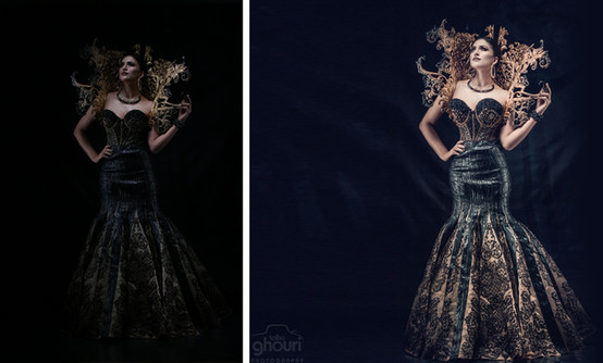 How to Edit a High Fashion Image