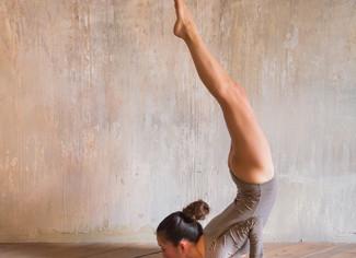 Abot Yoga Practice