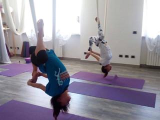 Silky Yoga