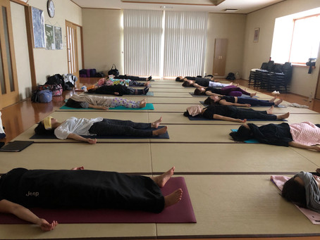 Ashtanga yoga Mysore class