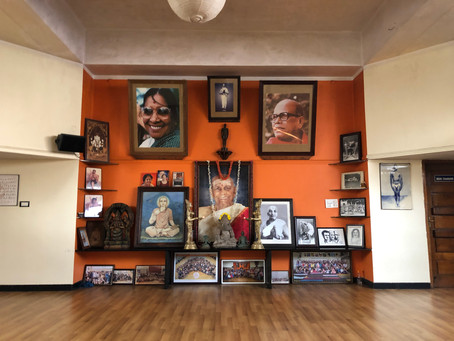 Shri K.Pattabhi Jois Ashtanga Yoga