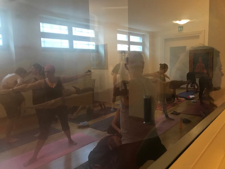 Ashtanga yoga Milano