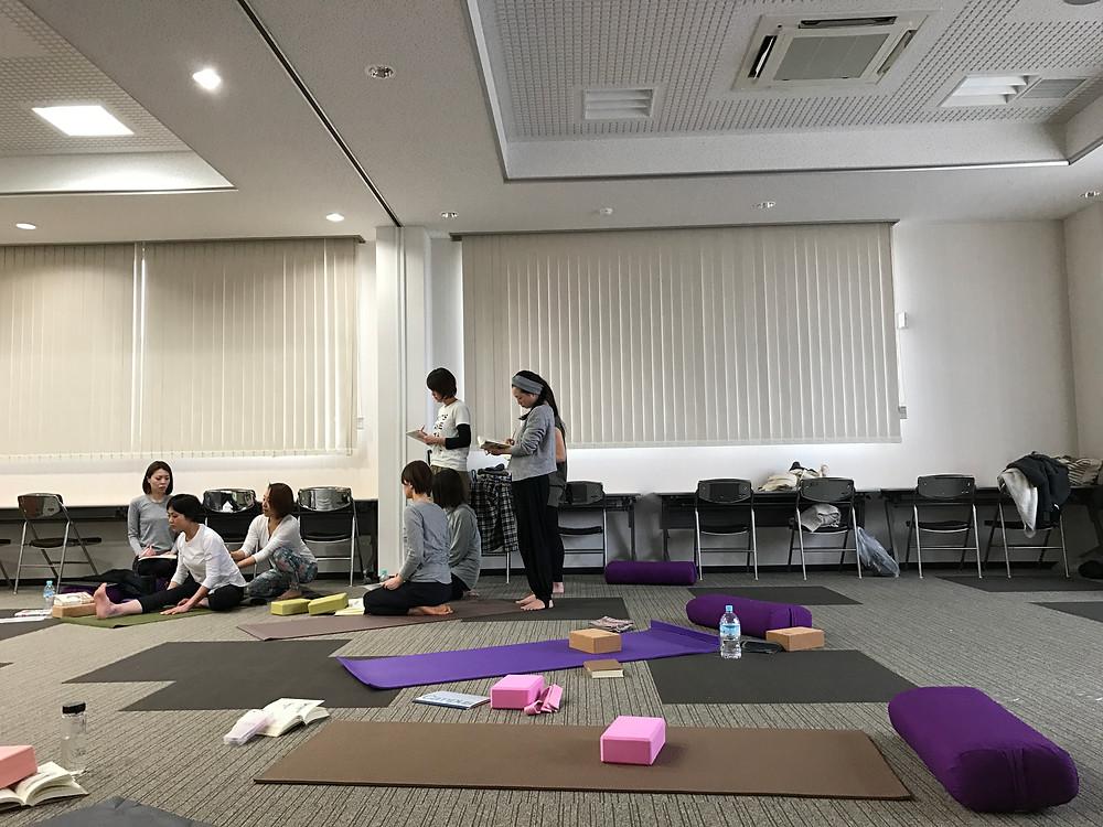 augment yoga academy TTC