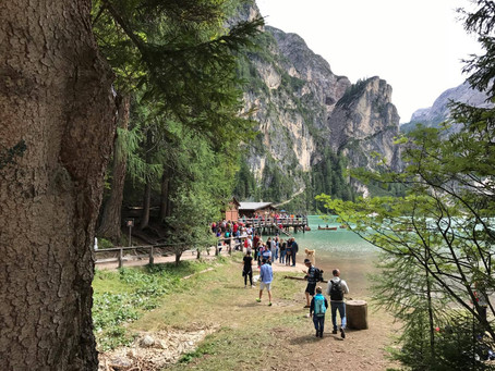 Lago di Baires