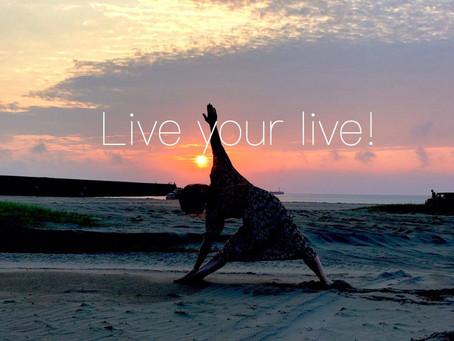 Rika Minami Yoga class Information