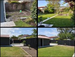 Back Garden Transformation