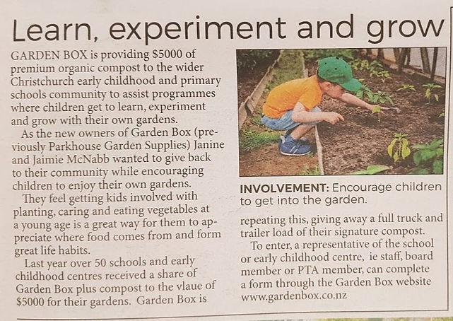 Garden Box Claim Your Share Star Oct 19.