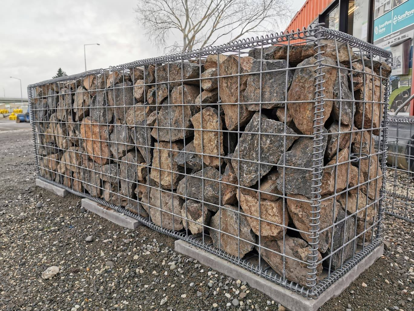 Gabion - Duvauchelle and Garden Box