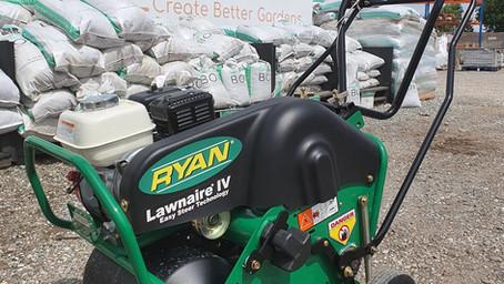 Lawn / Turf Aerator / Coring