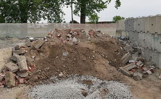 Hard Fill Dumping Garden Box