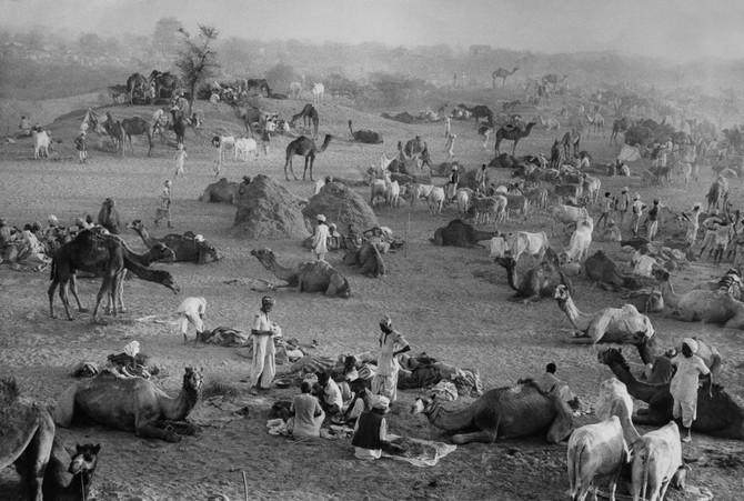 Asia a mitad del siglo XX vista por Marc Riboud