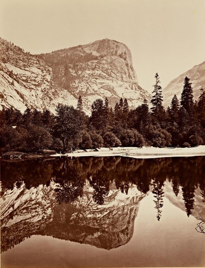 El primer fotógrafo de Yosemite