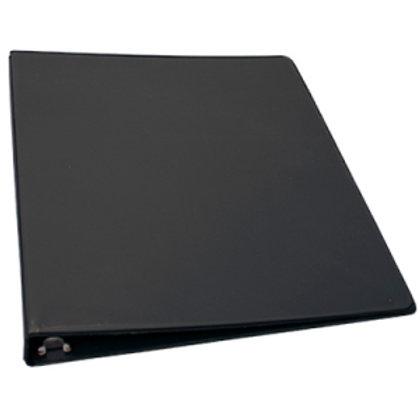 Cartable (½ pouce) noir