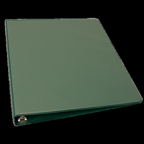 Cartable 1 pouce (vert)