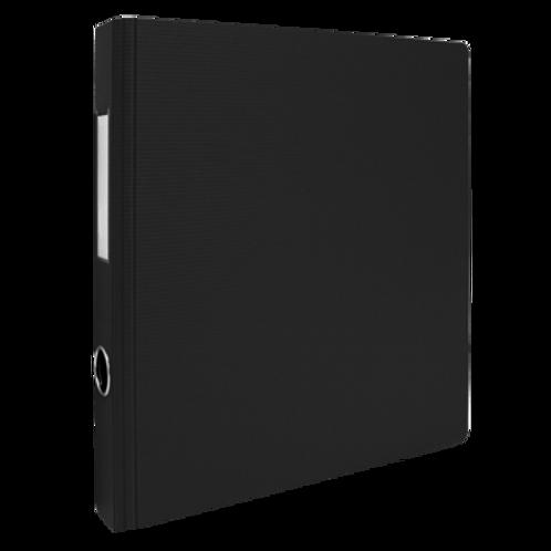 de Cartable 1 pouce (noir) sans pochette