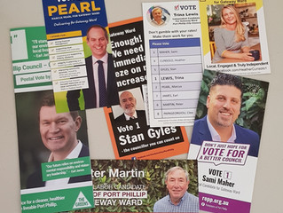 Council Elections 24 October