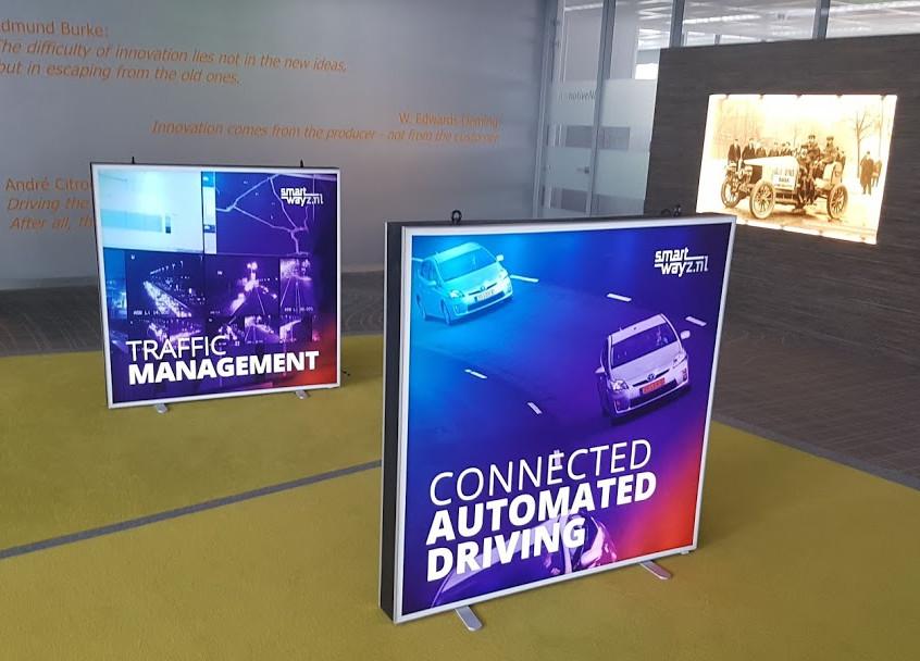 Displays Auto Campus Eindhoven