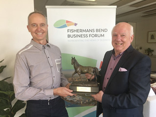 Committee Thanks Founding Chair of FBBF