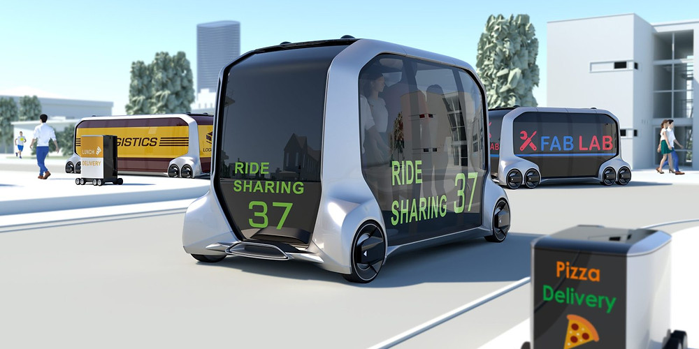 The future of mobility as a service