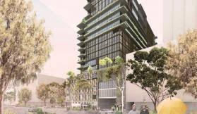 Build-to-Rent Sandridge Apartment Development Moves One Step Closer