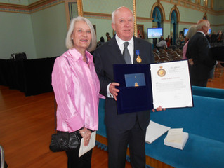 FBBF Exec Officer Recognised