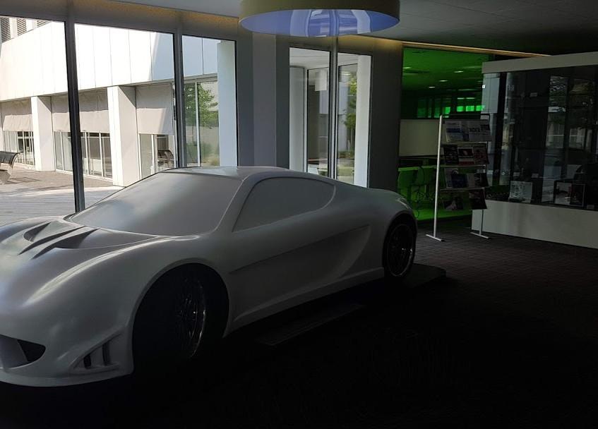 Car Prototype Eindhoven Auto Campus