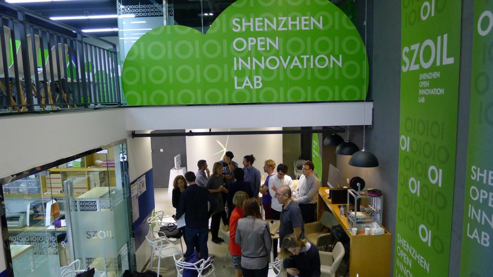 Shenzhen Open Innovation Hub China