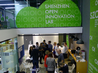 Open Innovation Lab – A Call for Makerspaces
