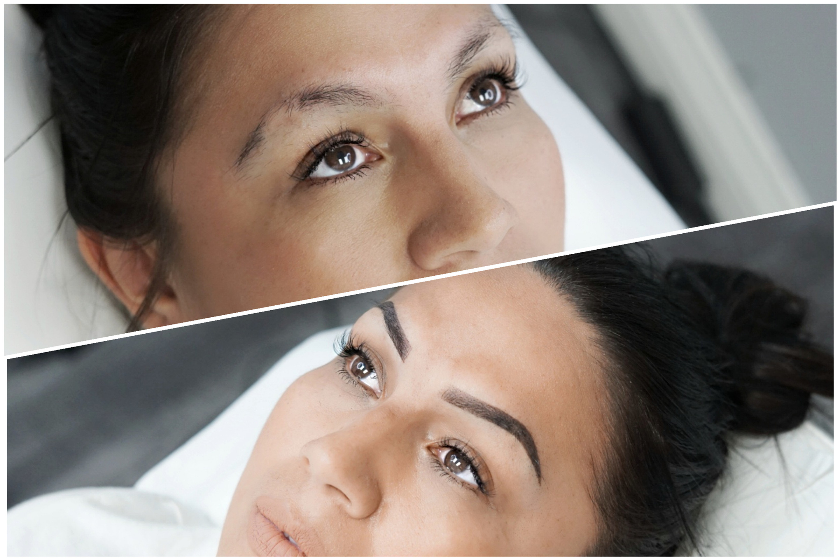 Microblading+Shading (VIRGIN BROWS ONLY)