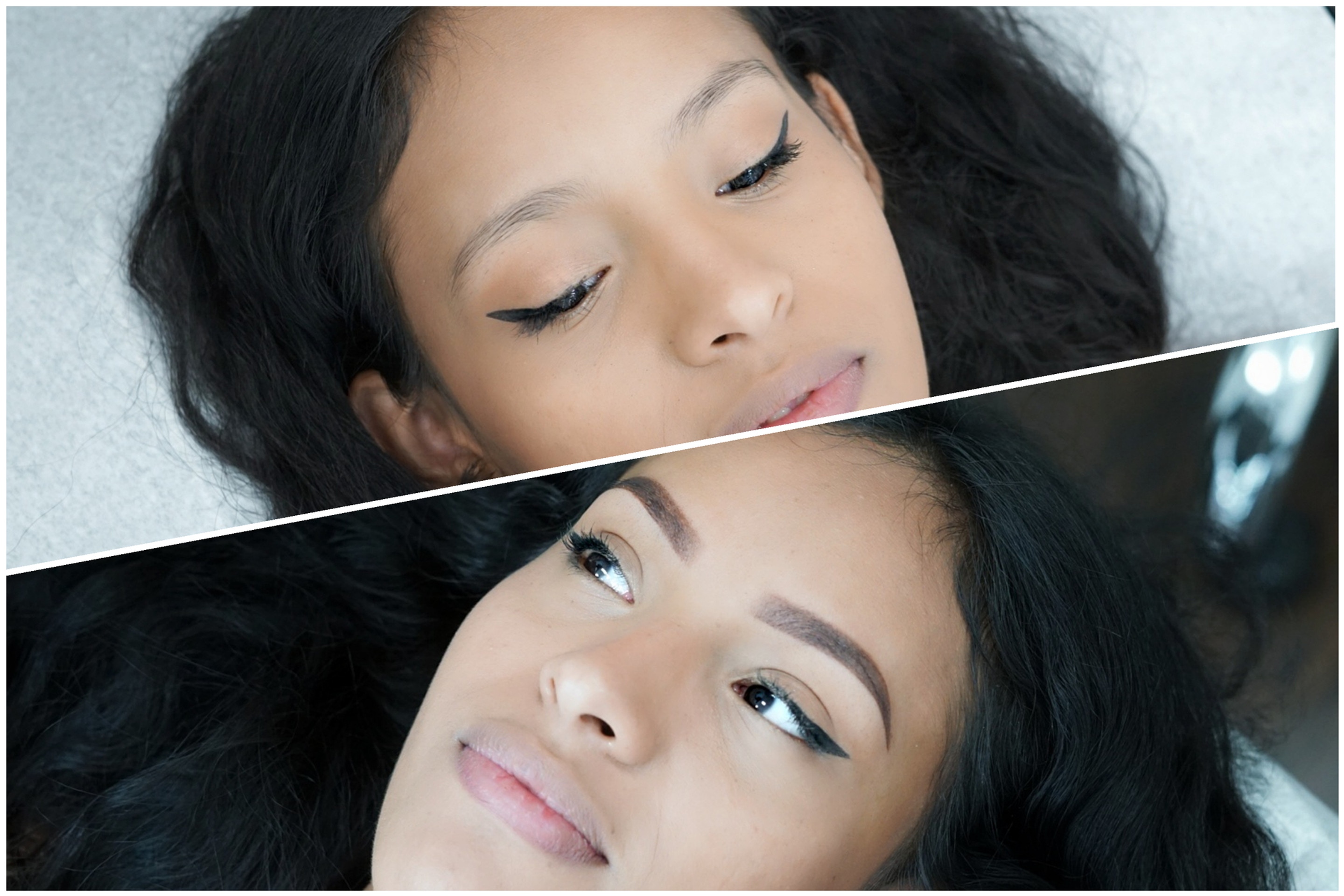 Ombré / Powder-Fill (VIRGIN BROWS ONLY)