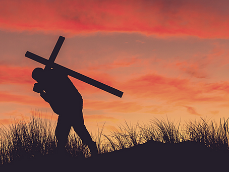 Do you want to change the world? Carry the cross.