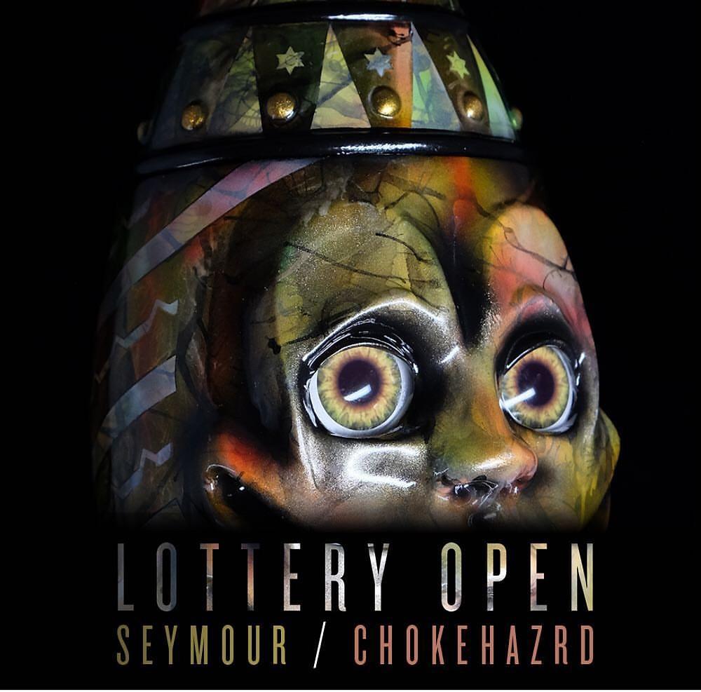 Seymour Art x Chokehazrd WARHEAD Lottery