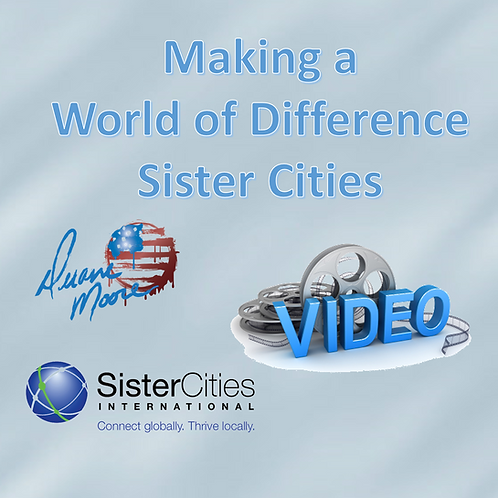 Making a World of Difference/Sister Cities (Lyric Video)