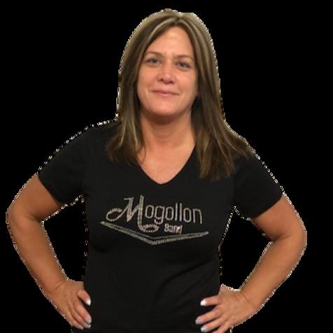 Ladies Mogollon V-Neck Bling