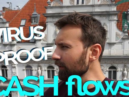 Create Virus Proof (Rent) Cash Flows. Hedge financial risk in emergencies.