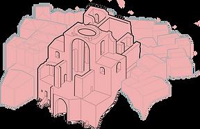 chiesa diruta