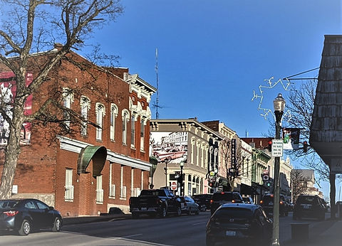 Shelbyville Downtown- Ace Chimney Sweep.