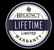 Regency Fireplace Products Lifetime Limited Warranty