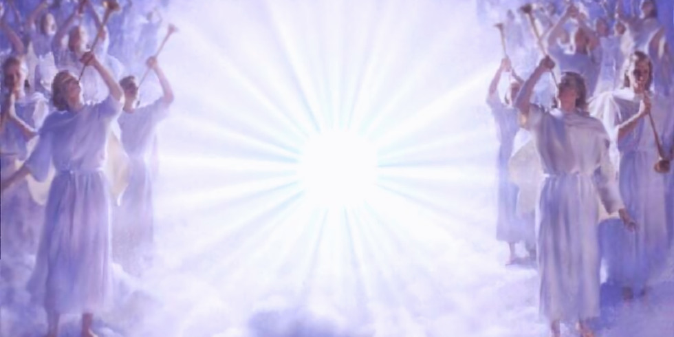 Angelic Blessings ~ Hosting the Angels for the Holidays